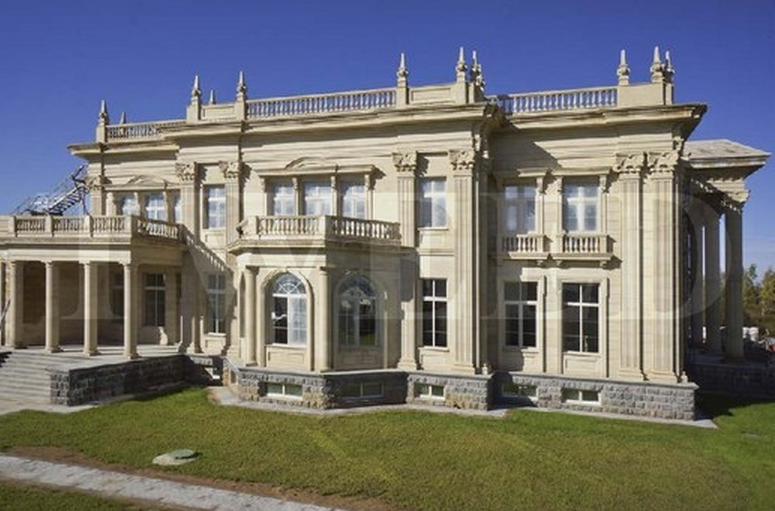 £33 Million Newly Listed Stately Mansion In Moscow, Russia