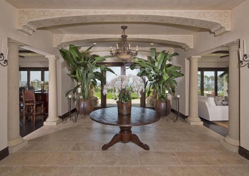 Palazzo Della Figlia – A $27 Million Mediterranean Mansion In Bel Air, CA