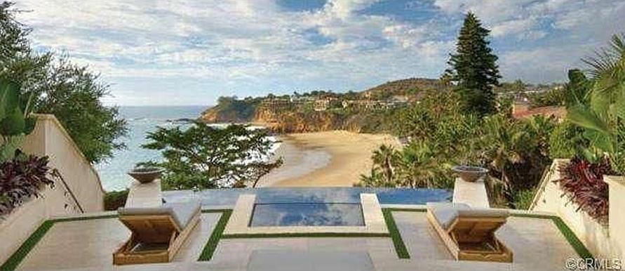 42 Million Newly Built Oceanfront Mansion In Laguna Beach