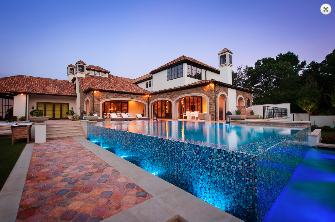 $9.5 Million 16,000 Square Foot Mansion In Dallas, TX