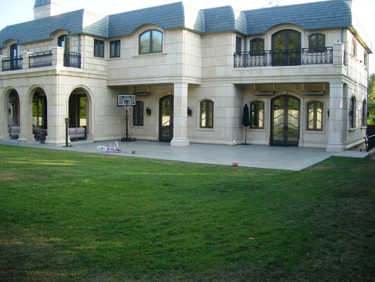 17 000 Square Foot Newly Built Mansion In Beverly Hills