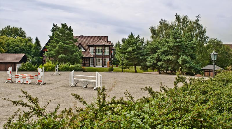 The Birkenhof – A £6.5 Million Equestrian Estate In Germany