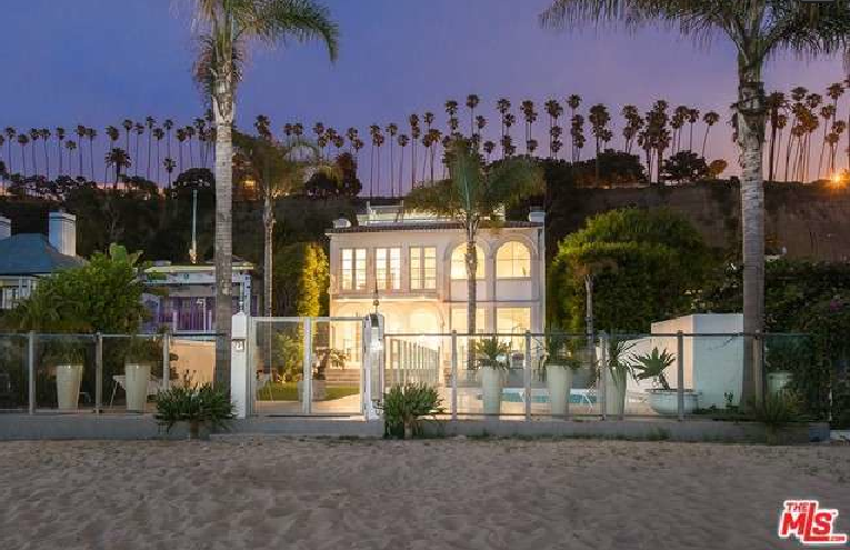 Santa Monica Beach House Price