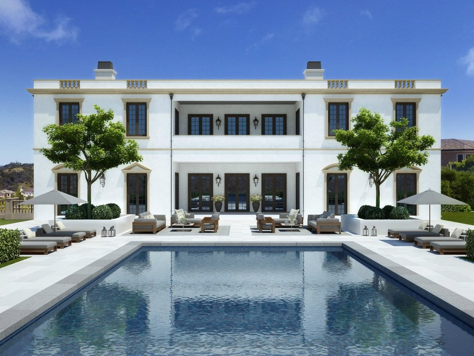 Million Newly Built 16 000 Square Foot Mansion In