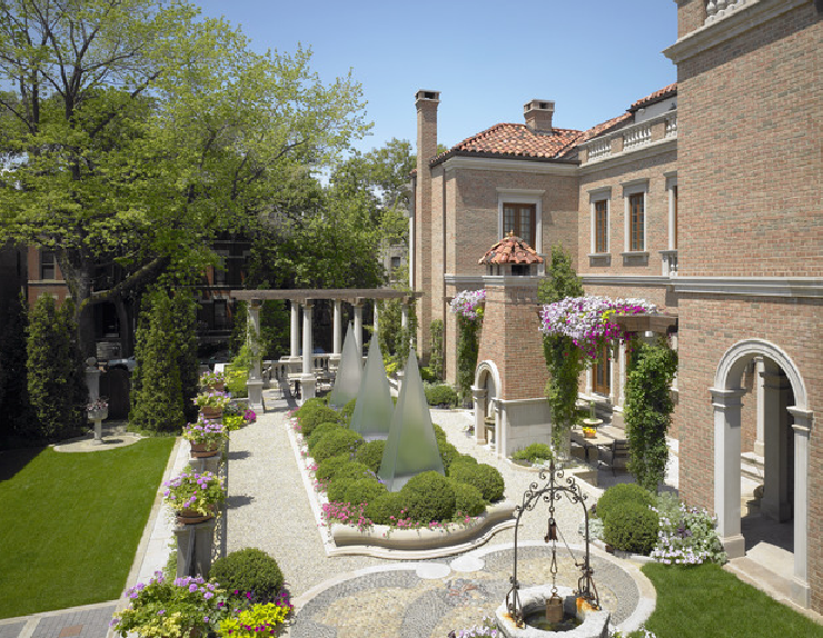$18.75 Million 20,000 Square Foot Mansion In Chicago, IL