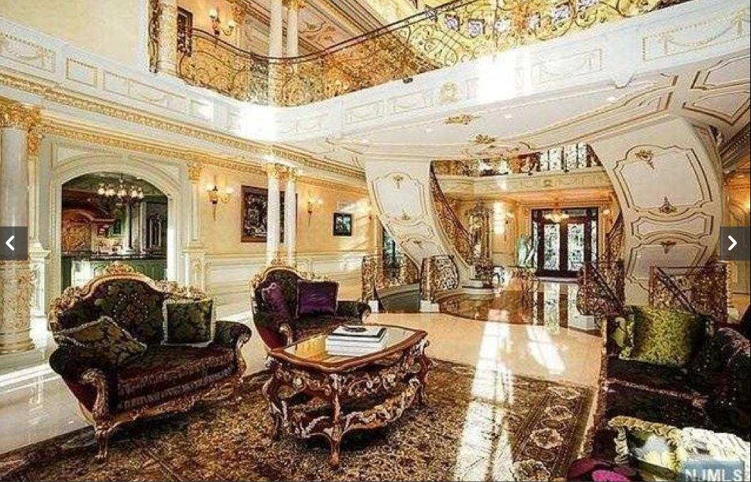 15 Million 20 000 Square Foot Mediterranean Mansion In