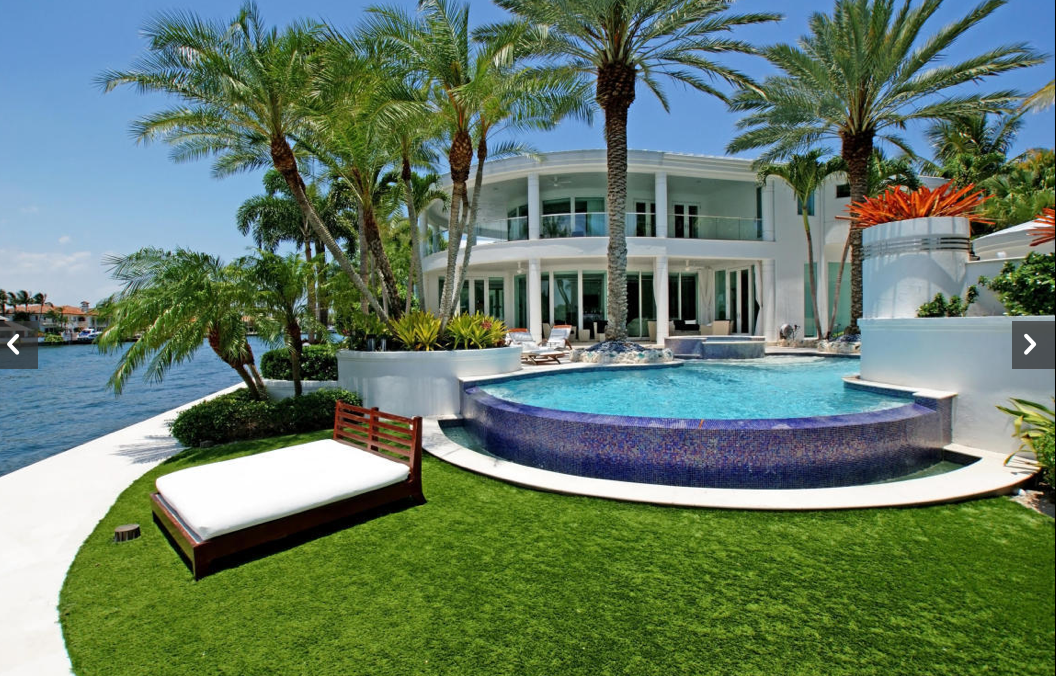 $18.9 Million Contemporary Waterfront Mansion In Boca Raton, FL