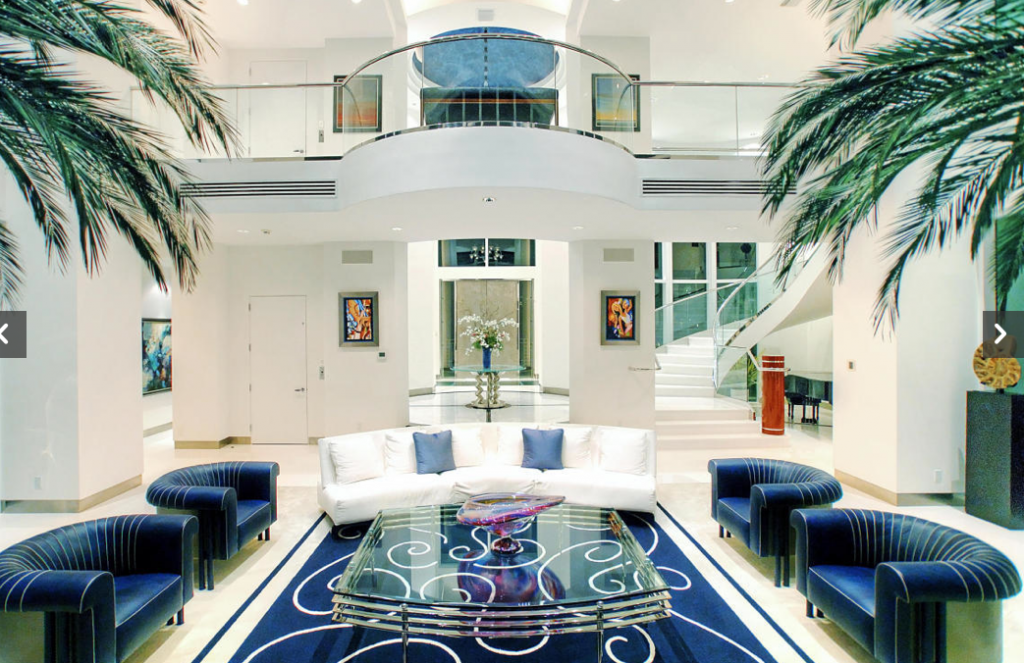 18 9 Million Contemporary Waterfront Mansion In Boca