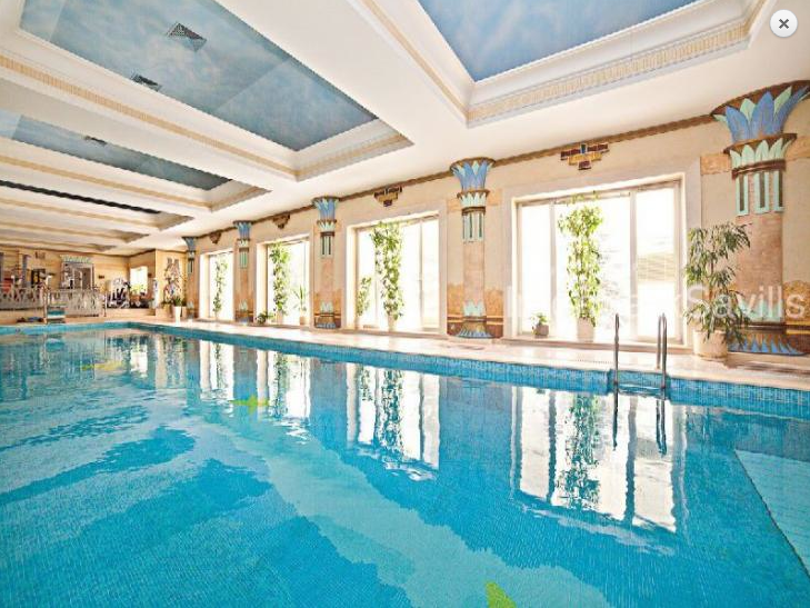 $40 Million 22,000 Square Foot Mansion In Russia