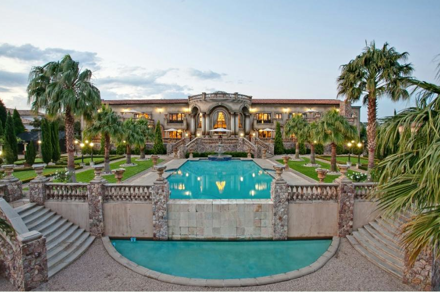 21 000 Square Foot Mega Mansion In Midrand South Africa