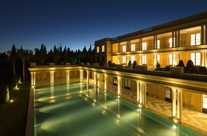 €32 Million 35,000 Square Foot Newly Built Mega Mansion In Marbella, Spain