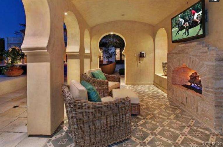 $9 Million Mediterranean Mansion In Irvine, CA