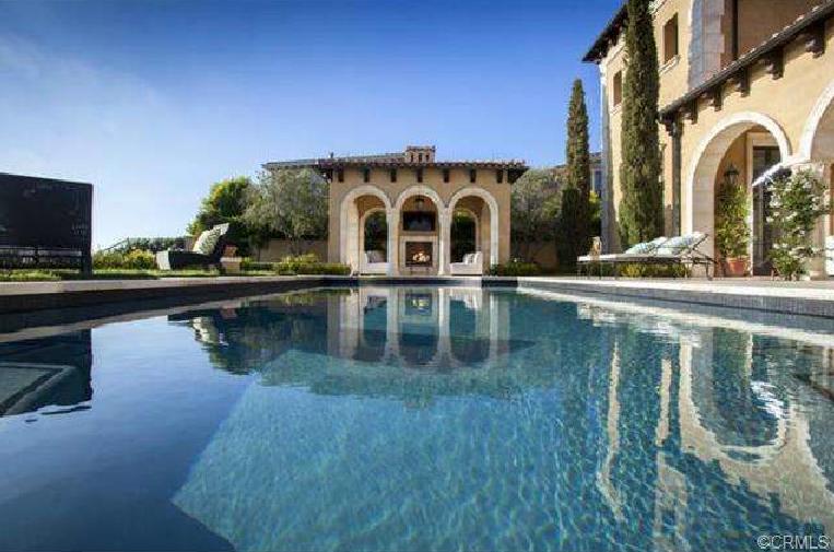 23 75 Million Newly Built Mediterranean Mansion In