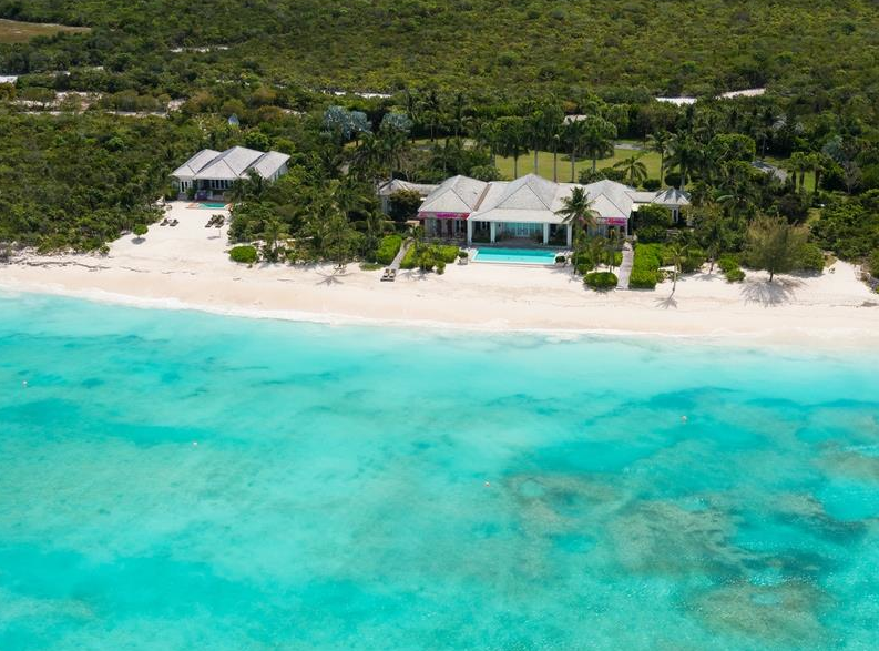 Oliver's Cove – A $48 Million Beachfront Estate In Parrot Cay, Turks and Caicos