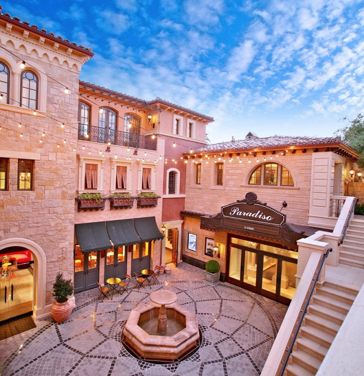 Mediterranean Mansion In Orange County With Awesome Courtyard on home bar plans