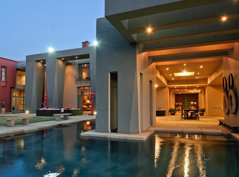 A Look At 4 Contemporary Mansions For Sale In South Africa