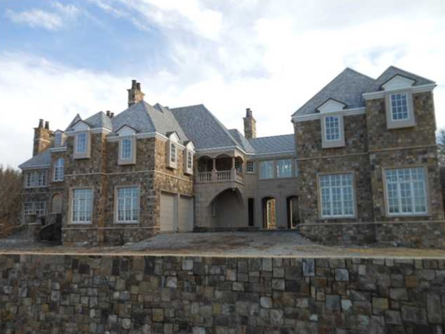17 000 Square Foot Unfinished Mansion In Cleveland Tn For