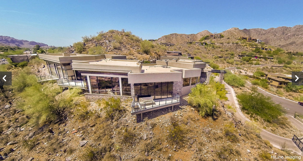 $3.9 Million 11,000 Square Foot Contemporary Mansion In Paradise Valley, AZ