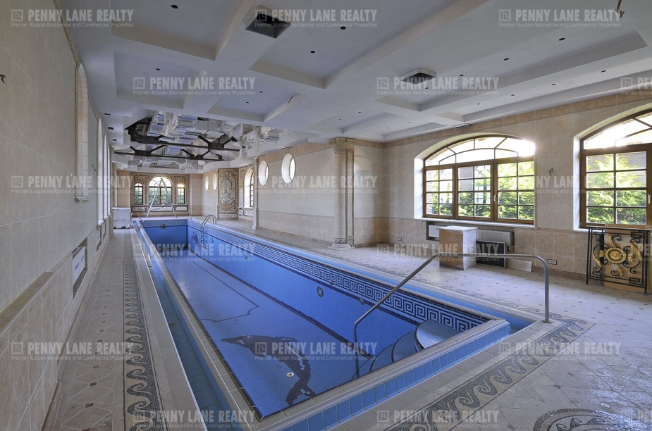 $30 Million 18,000 Square Foot Brick Mansion In Moscow, Russia