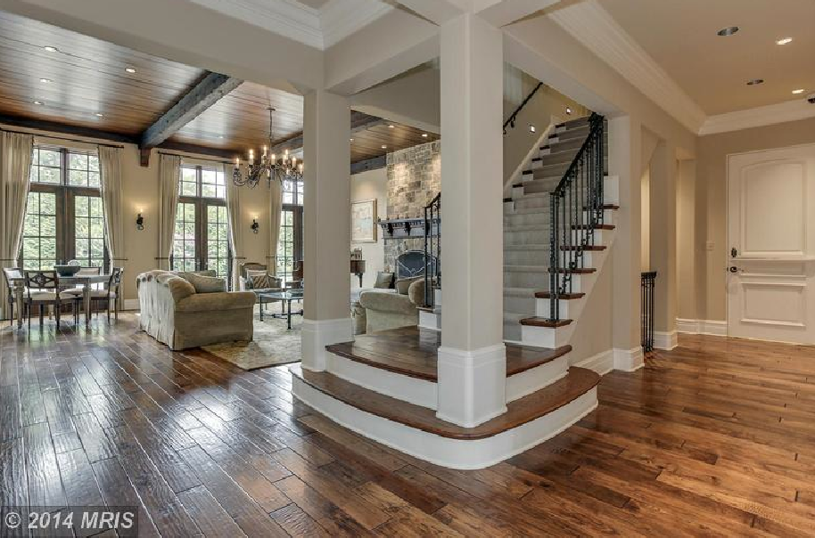 Million 12 000 Square Foot Stone Mansion In Mclean
