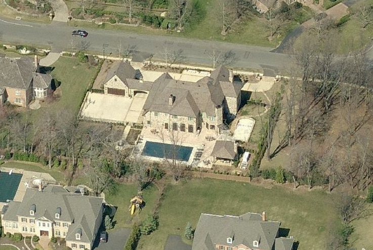 $8.895 Million 12,000 Square Foot Stone Mansion In McLean, VA