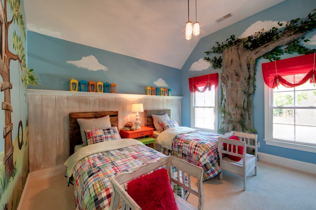 A Look At Some Themed Children's Bedrooms