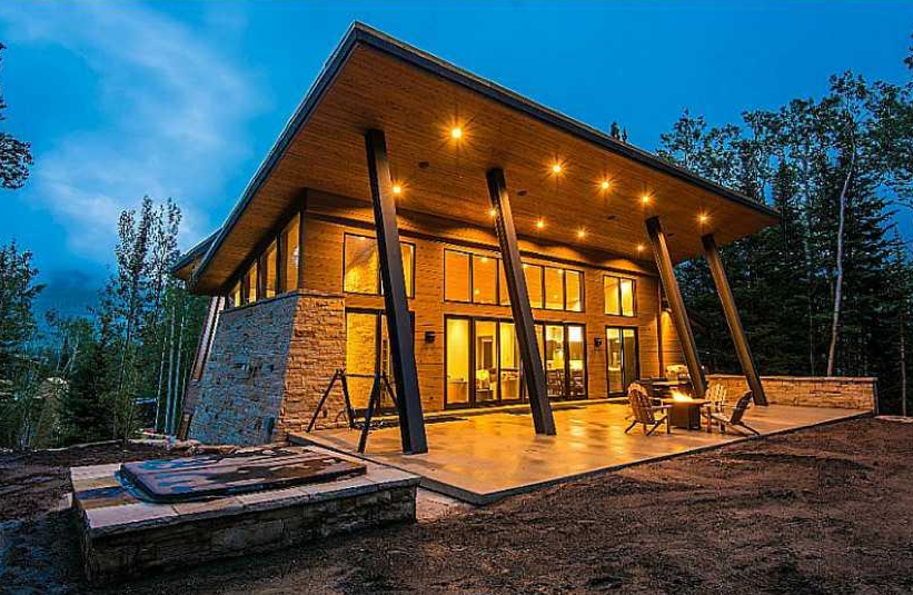 $12.25 Million 20,000 Square Foot Newly Built Contemporary Estate In Park City, UT