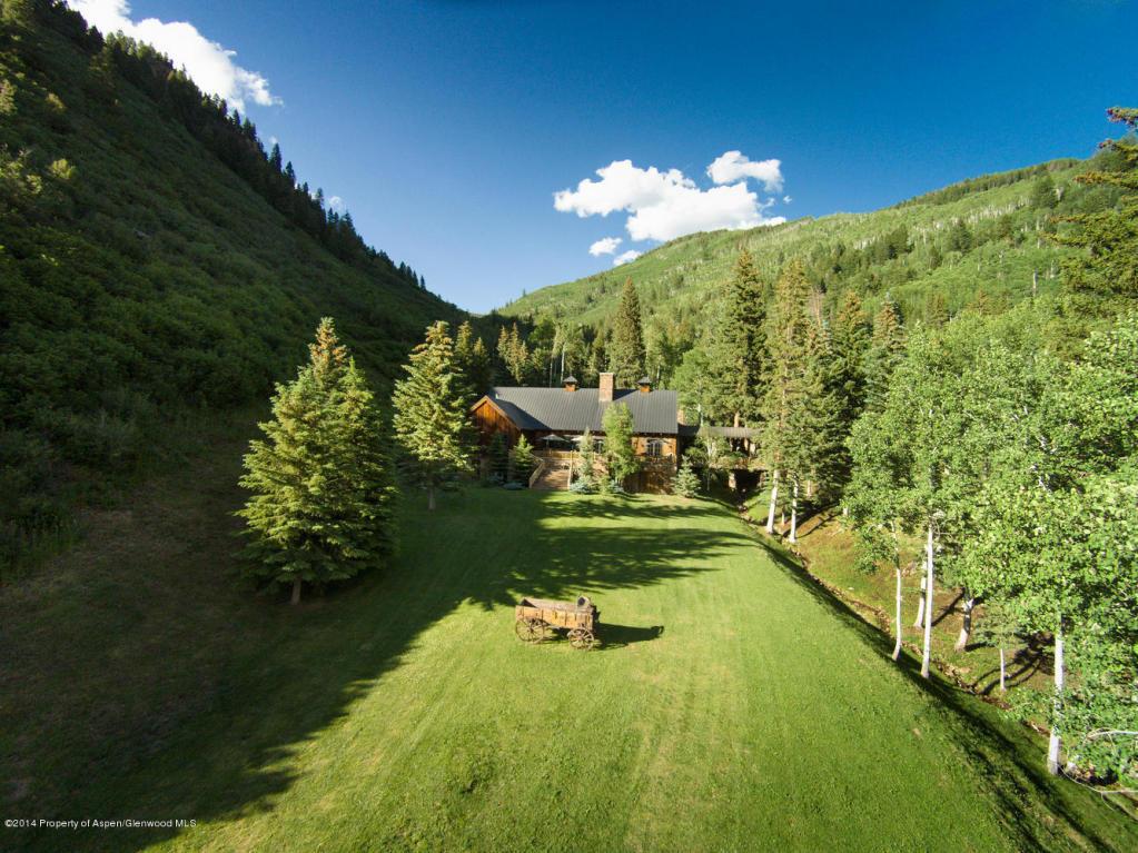 13 995 Million Rustic Elegance In Woody Creek Co Homes