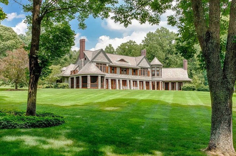 $14 Million Estate In Far Hills, NJ