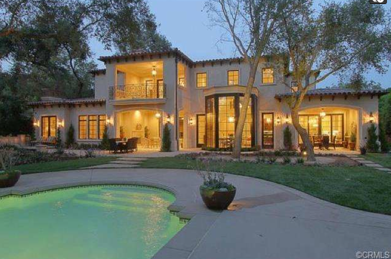 $8.9 Million Newly Built 10,000 Square Foot Mansion In Arcadia, CA