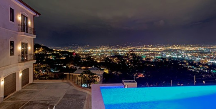 $3.9 Million 14,000 Square Foot Mansion In San Jose, Costa Rica With Spectacular Views