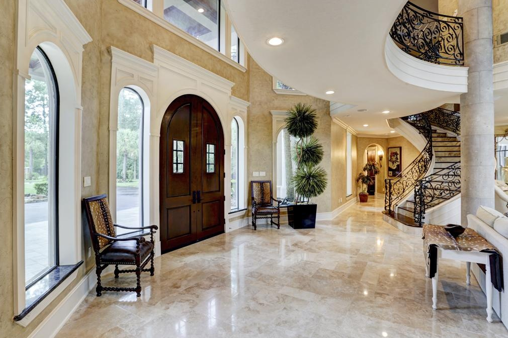 7 5 Million Mediterranean Mansion In Houston Tx With 15