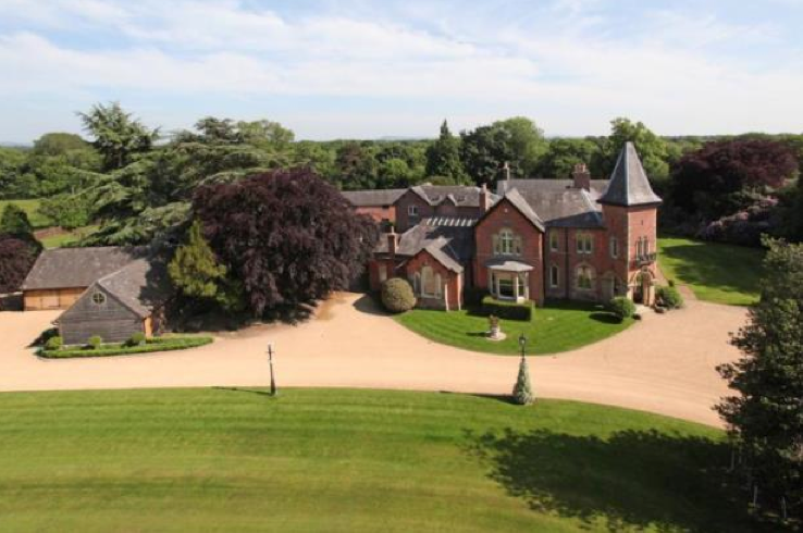 warford hall a prestigious country house in cheshire