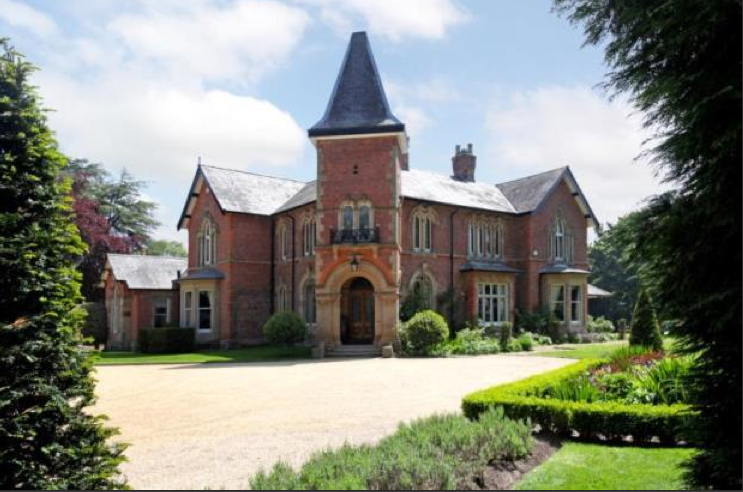 Warford hall a prestigious country house in cheshire for Chesire house