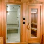Steam Room & Sauna