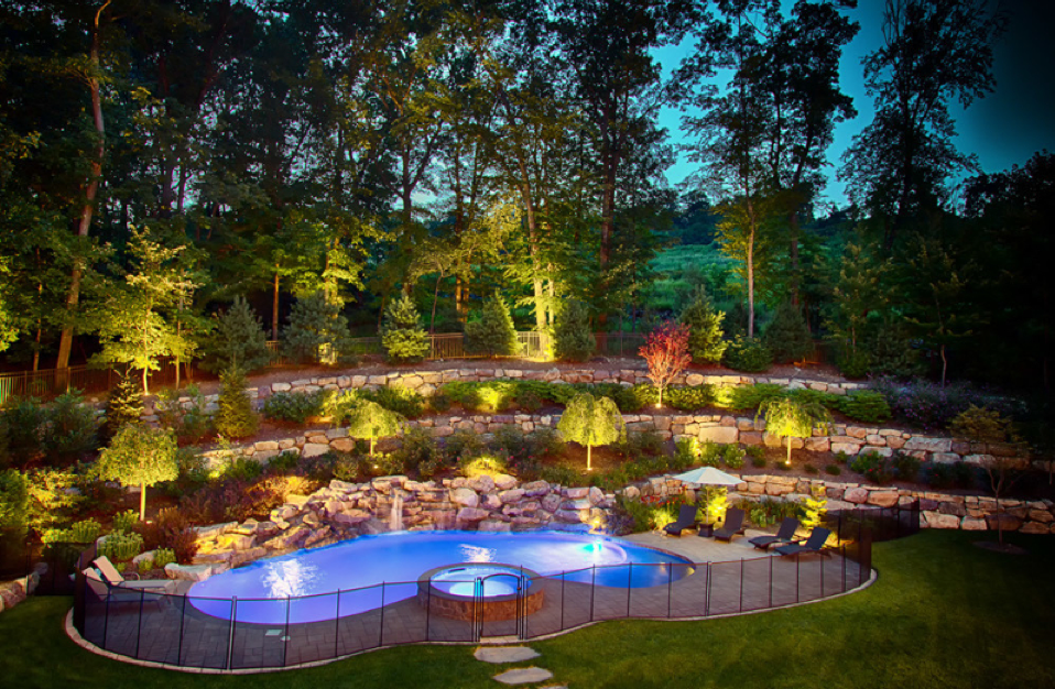 $3.395 Million Newly Built 11,000 Square Foot Hilltop Mansion In Montville, NJ