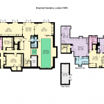 Floor Plans - 3rd Floor & Lower Level