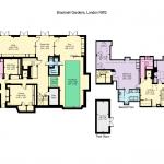 Floor Plans - 3rd Floor & Lower Level
