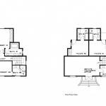 Floor Plans - Guest House
