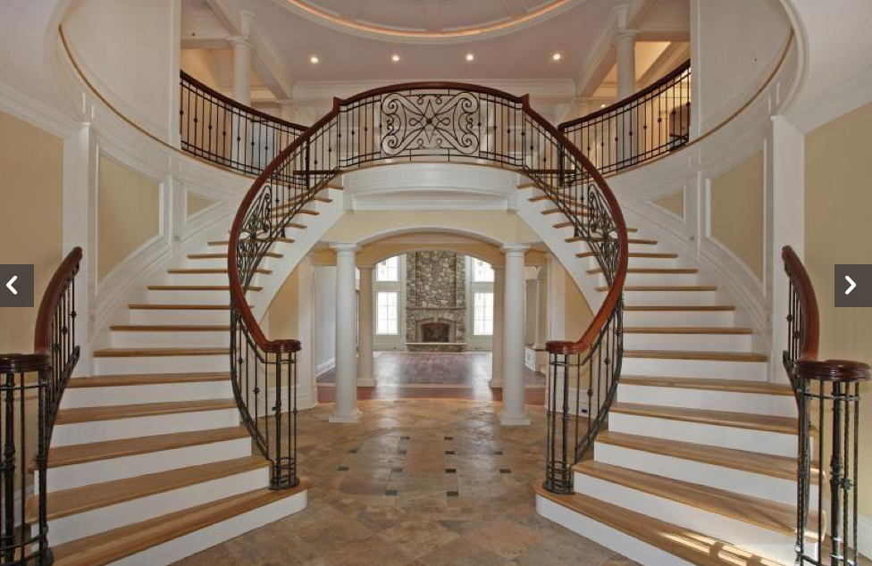 The Gallery For Grand Double Staircase