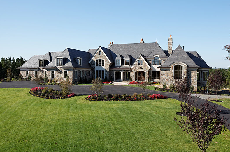 A look at 2 virginia luxury home builders homes of the rich for Luxury homes builder
