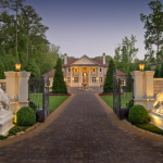 Gated Mansion #1
