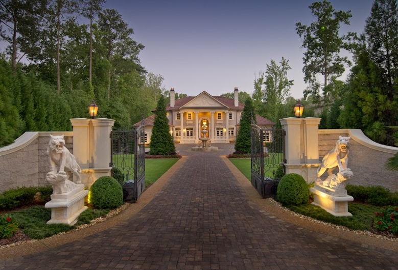 Hotr Poll Which Gated Mansion Do You Like Best Homes