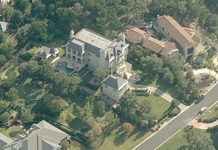 $5.9 Million French Inspired Mansion In Austin, TX