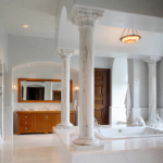 Columned Tub #1
