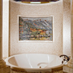 Columned Tub #12