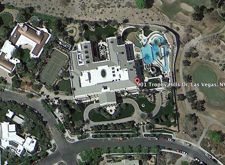 Billionaire Sheldon Adelson's 44,000 Square Foot Las Vegas ...