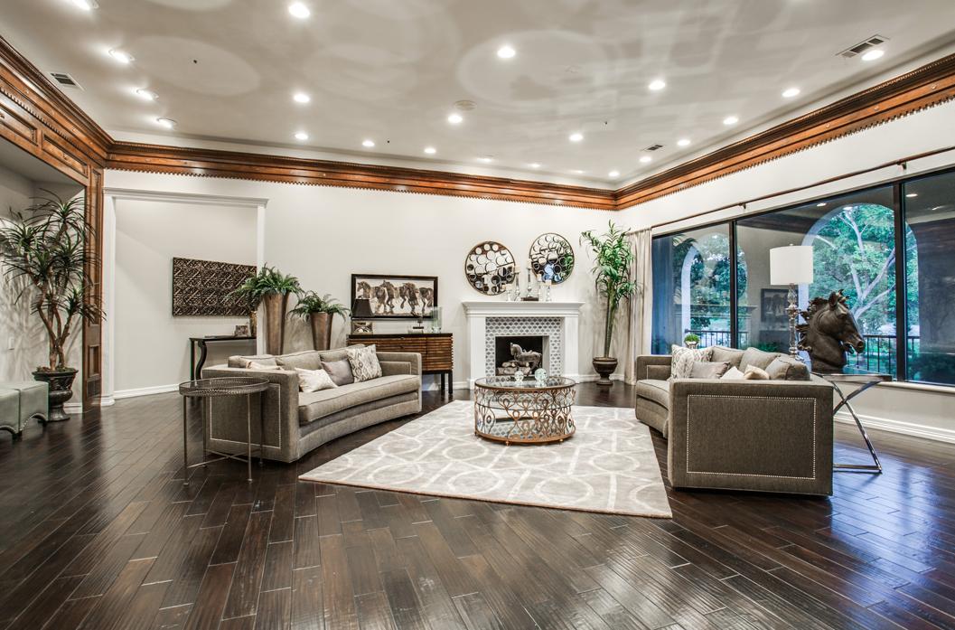 Wade Mansion A 5 Million Contemporary Home In Dallas