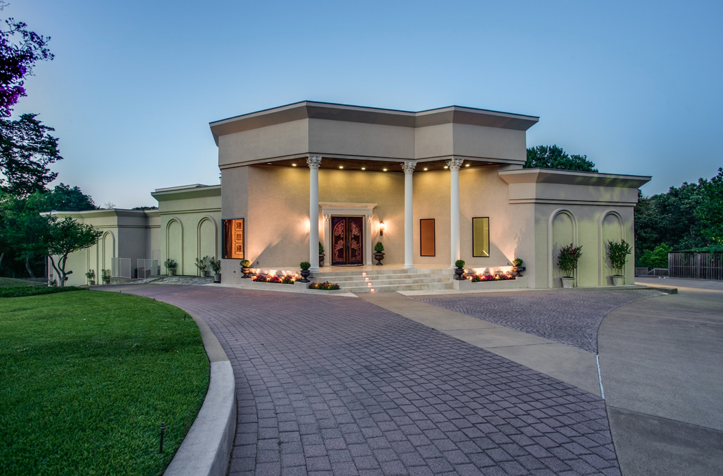 Wade Mansion A 5 Million Contemporary Home In Dallas