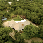 Guest House Aerial
